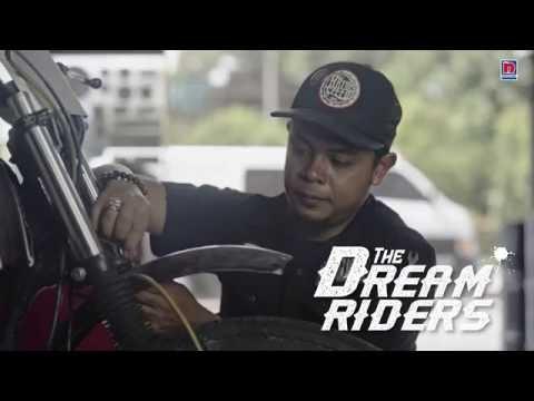 Pylox Spray Paint - The Dream Riders
