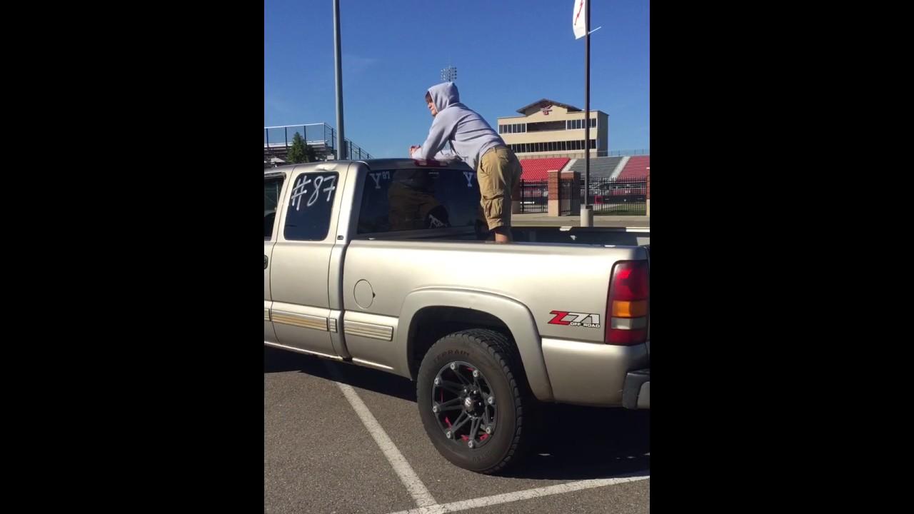 Chevy Silverado Commercial 2016