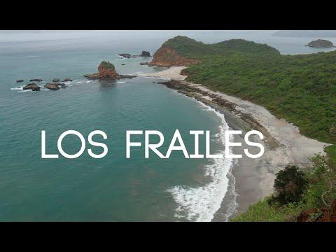 Los Frailes Ecuador.