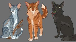 Коты-воители 1 серия (1 сезон)