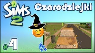 """✨ CZARODZIEJKI - The Sims 2 - #4 - """"Pierwsza praca"""""""