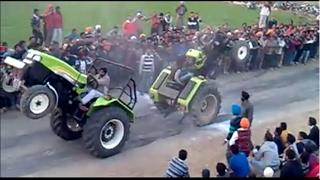 tractor tochan mukabla  preet vs preet