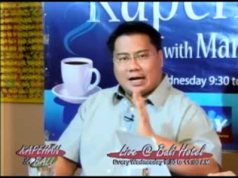 Kapehan sa Bali with Rommel S. Ynion - Publisher, The News Today