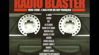 Busta Flex Freestyle - Radio Blaster