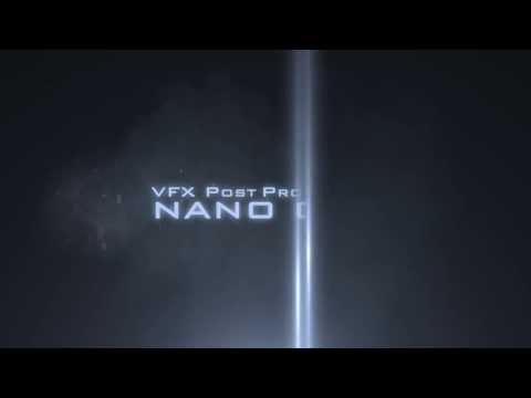VFX Post Production NANO CITY RUSSIA ARMS EXPO 2013