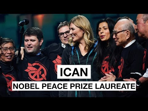 ICAN - Laureate Speech | The 2017 Nobel Peace Prize Concert