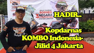 #1 Kopdargabnas Kombo Indonesia-jilid 4 Jakarta