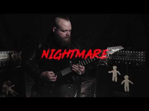 Kingsmen - Nightmare (Official Guitar Playthrough)