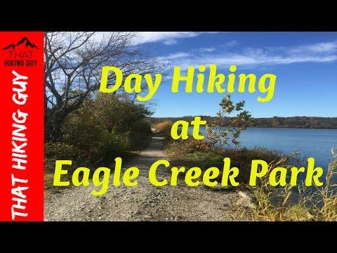 Day Hiking At Eagle Creek Park