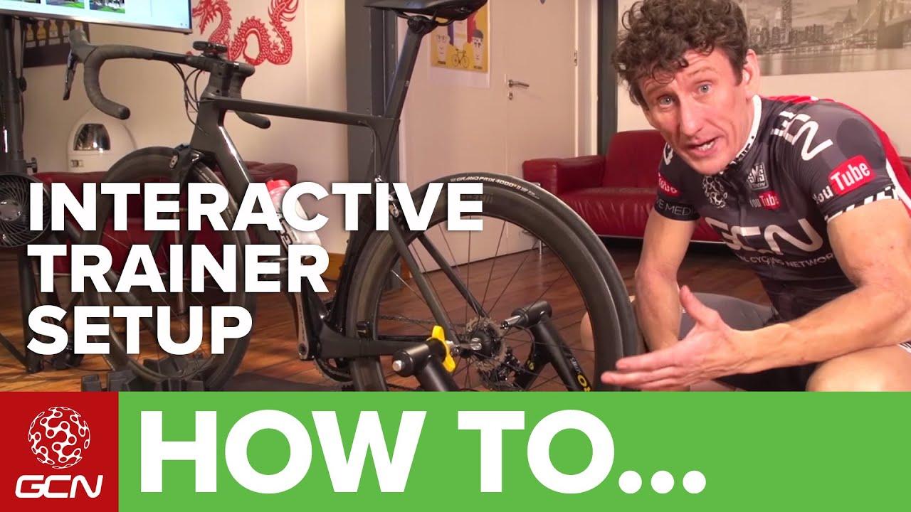 How To Set Up Your Smart Trainer | Indoor Training