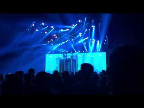 Kygo - I see fire ft cut your teeth remix Live in Copenhagen