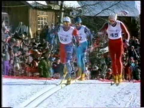 1994 OWG Lillehammer 50km C SMIRNOV MYLLYLAE SIVERTSEN