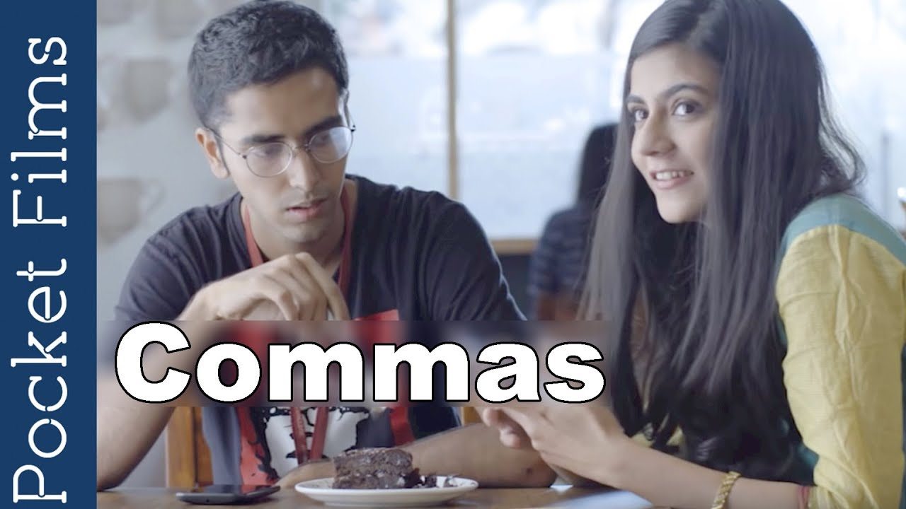 Commas - A bundle of 5 stories in a Mumbai coffee shop
