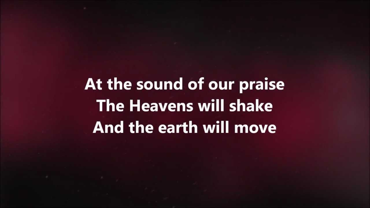 Glorious - Jesus Culture w/ Lyrics - YouTube