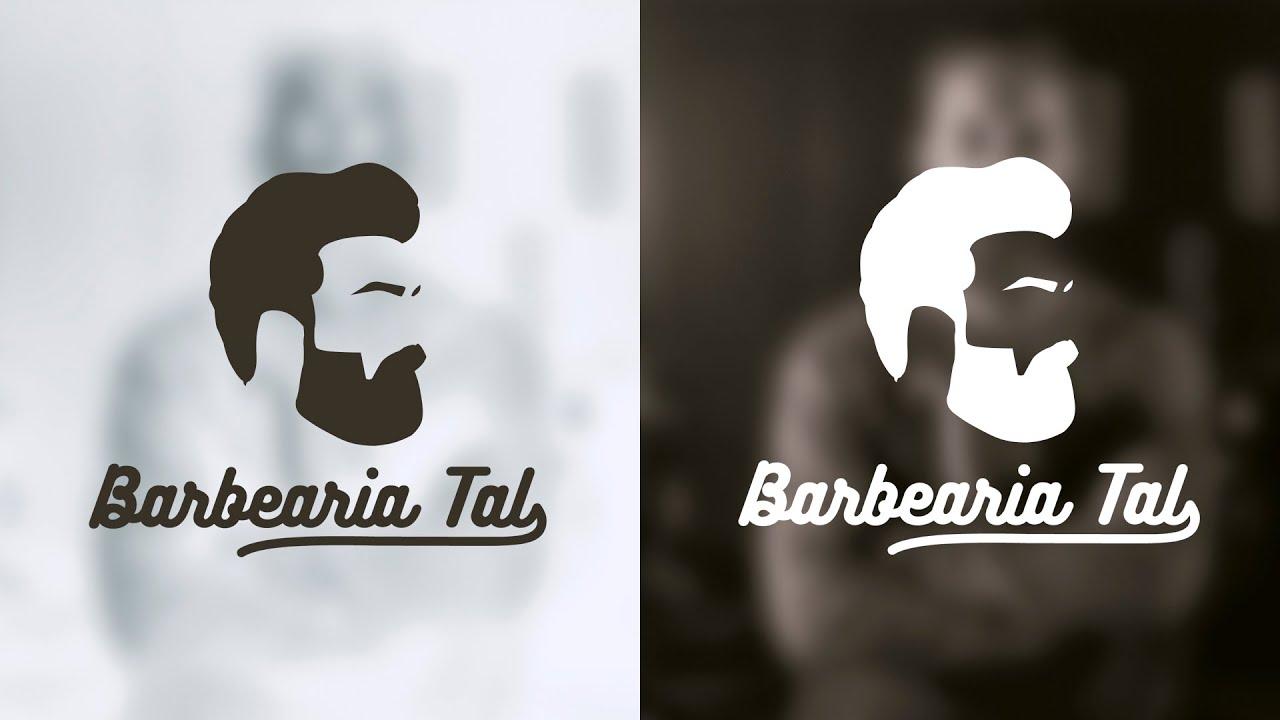 Populares Como fazer um Logotipo no Photoshop (Empresa, Negócio) - YouTube PM47