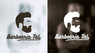 Como fazer um Logotipo no Photoshop (Empresa, Negócio)