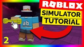 How To Make A Simulator Game On Roblox - Part 2, Rebirths