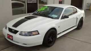 sold sold 2004 ford mustang mach 1 w 34k miles touchscreen navi bluetooth and backup cam