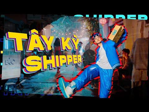 LĂNG LD x TIKI | TÂY KỲ SHIPPER