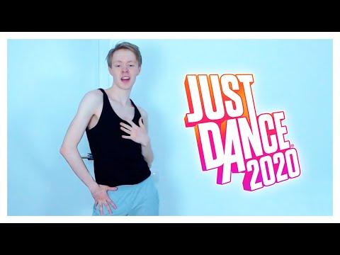 МОЙ ПЕРВЫЙ РАЗ В JUST DANCE!