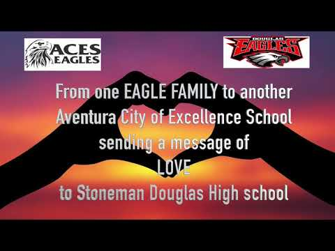 A video for Stoneman Douglass, From The Aventura City of Excellence School