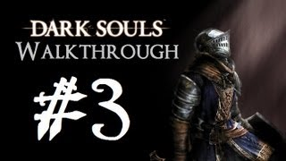 Dark Souls PC - Black Knight and Taurus Demon - Part 3