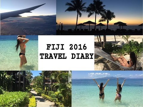 Fiji travel diary 2016