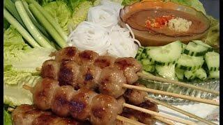 How To Make Nem Noung วิธีทำ แหนมเนือง ວິທີເຮັດແຫນມເນືອງ