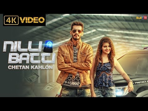 Nilli Batti - Chetan Kahlon Ft. Tanvi Nagi | Latest Punjabi Song 2016 | Bornstar Records