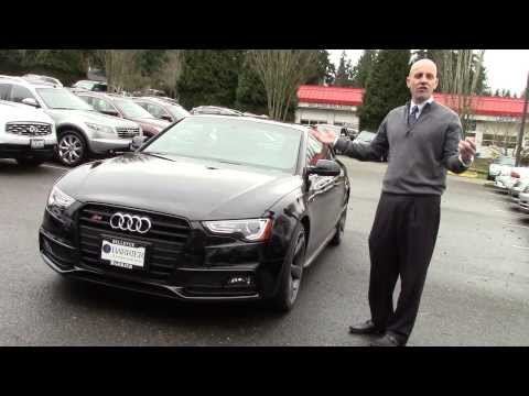 2014 Audi S5 Supercharged review - we review the S5 engine, interior, performance and more