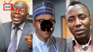 The Buhari I Know Will Not Release Sowore   GCSDN Frederick Odorige