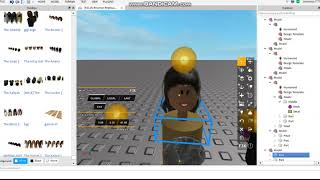 How to make morphs on roblox.