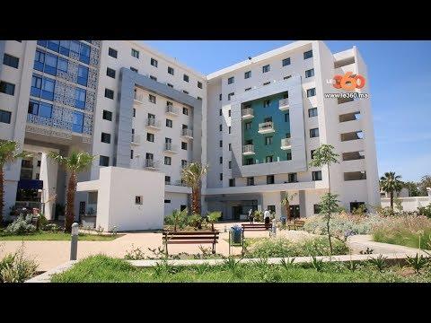 Le360.ma •Découvrez les Résidences universitaires de Ziraoui et Anfa City