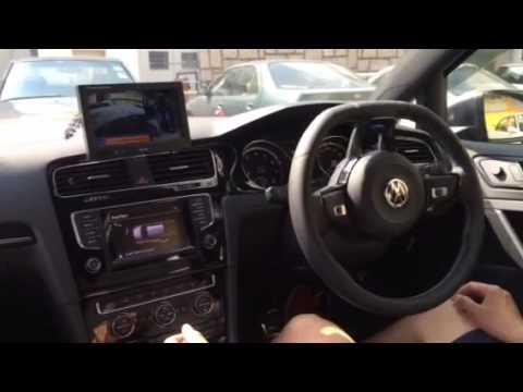 retrofit for Park Assist System - PLA of VW Golf 7 R