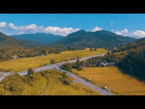 Aerial Videography : Drone : Lubuk Merbau Kuala Kangsar