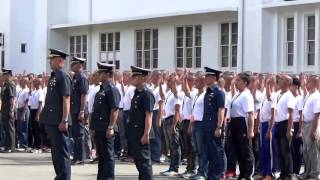 Reception of PMA Class 2020 part 1 (Original Copy)