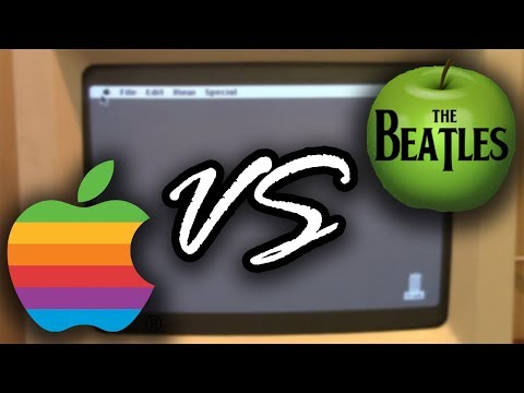 When Apple Got Sued By The Beatles - The History Of The 30 Year Trademark Dispute