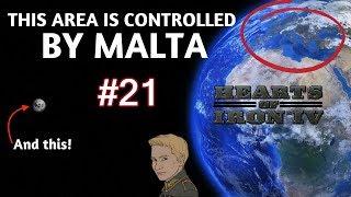 HOI4 - Modern Day Mod - Malta Conquers Europe - Part 21