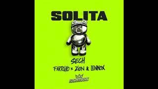 Sech Feat. Farruko, Zion Y Lennox - Solita  (Audio)