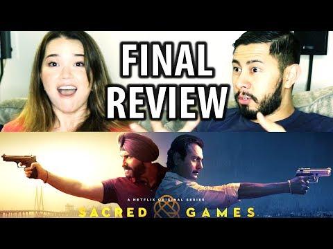 SACRED GAMES | SEASON 1 | Final Review!