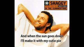 Shaggy - In The Summertime (subtitles)