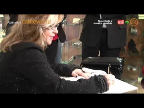 """Tele Elda - Mejor Calzada de España 2011 """"Lydia Lozano ..."""