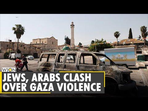 Israeli President Netanyahu warns of civil war as Jews, Arabs clash over Gaza violence   Palestine