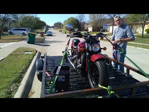 Motorcycle Buyer - 1st video post