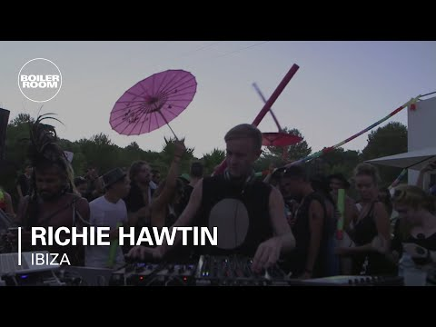 Richie Hawtin Boiler Room Ibiza Villa Takeovers DJ Set