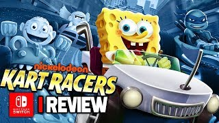 Review de NICKELODEON KART RACERS. ¿Un Mario Kart de Bob Esponja? ¿Es tan malo como parece?