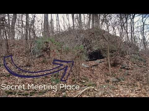 Delawares only Cave - The Beaver Valley Cave (Meeting Place of the the dead poet society )