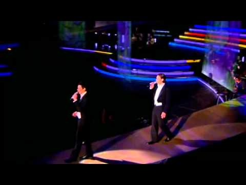 Amazing grace an evening with il divo - Il divo amazing grace video ...
