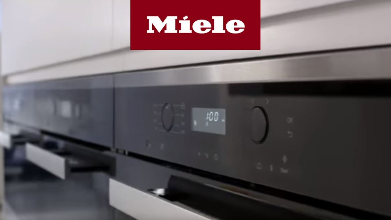 miele mikrowelle effektiver k chen helfer miele youtube. Black Bedroom Furniture Sets. Home Design Ideas
