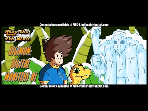 Digimon: Digital Monsters #1 - Atop the Fourth Wall